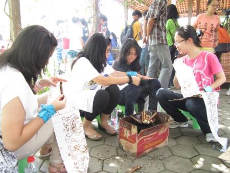 Belajar Batik