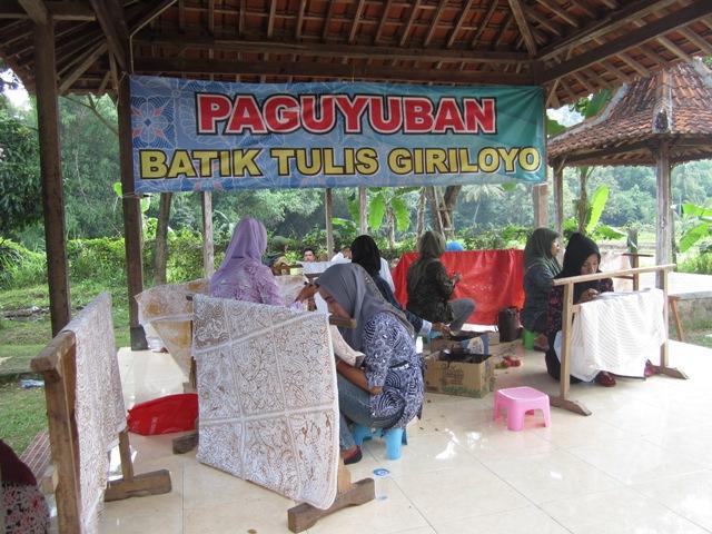 Paguyuban Batik Giriloyo