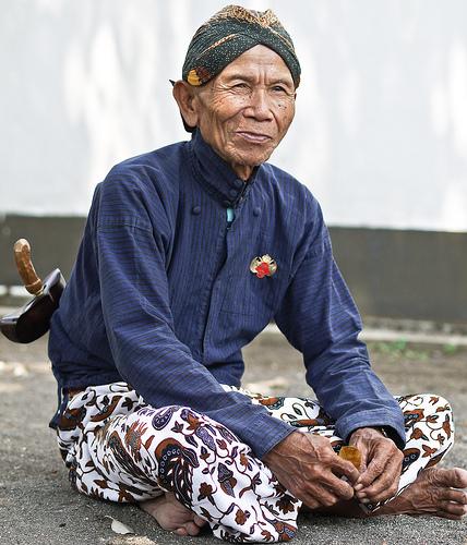 Abdi dalem kraton Yogyakarta
